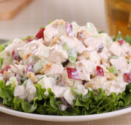 Chicken Salad Irish Kidney DIet