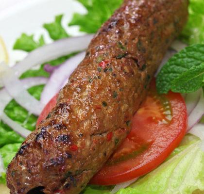 Lamb Koftas with Tzatziki Sauce Irish Kidney Diet