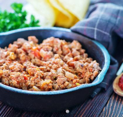 Savoury Mince Irish Kidney Diet