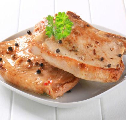 Creamy Pork Chops Irish Kidney Diet