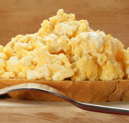 Scrambled Egg Irish Kidney Diet