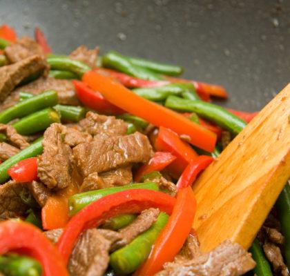 Lamb and Ginger Stir Fry Irish Kidney Diet